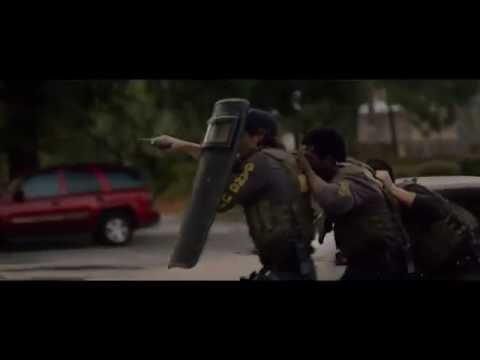 Breach Scene from Triple 9 - Rainbow Six Siege Style - Hunting Thermite
