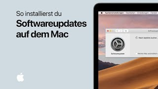 So installierst du in macOS Mojave Softwareupdates auf dem Mac