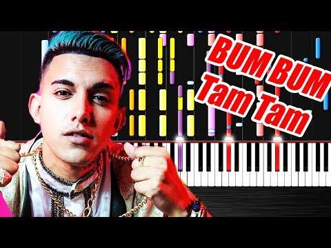 MC Fioti - Bum Bum Tam Tam - Karaoke