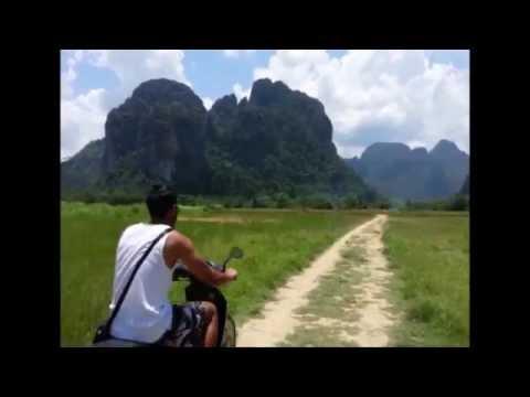Laos trip 2014
