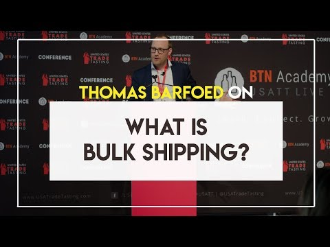 What is Bulk Shipping?