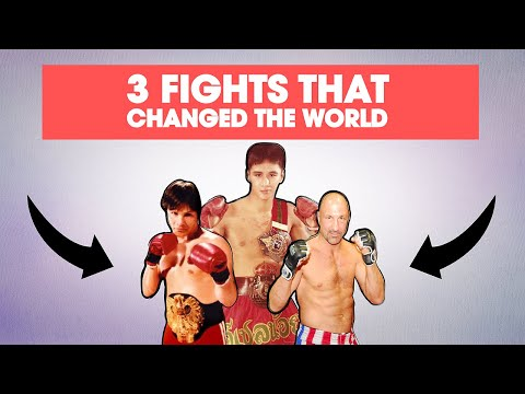 3 Muay Thai Vs. American Kickboxing Fights That Changed The World | Lawrence Kenshin
