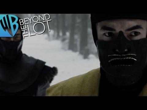 Mortal Kombat Legacy: Scorpion And Sub Zero (Part 1)
