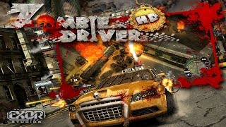 Zombie Driver Gameplay HD