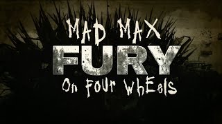 Безумный Макс: Дорога ярости. О фильме. 2. Mad Max. Fury on Four Wheels