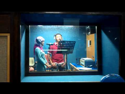 Mafa ft Ronnie - Buatku Di Sana OST Seindah Sakura - Cover Version By Aizat and Wawa