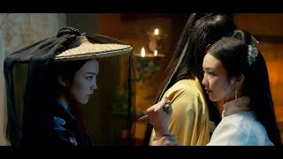 Ink Man (神笔奇侠传, 2019) chinese wuxia action trailer
