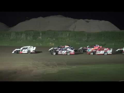 IMCA Sport Mod feature Marshalltown Speedway 5/26/17