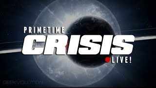 Prime Time Crisis LIVE S2 Week 4: Supergirl Pilot, Flash, Arrow, Gotham, SHIELD, iZombie, Star Wa...