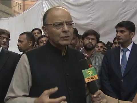 वित्त मंत्री अरुण जेटली से बजट पर विशेष बातचीत | Exclusive Interview on Budget