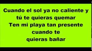 Canto Para Bailar - Vamonos (Letra)