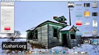 Change Icon In OS X Leopard (HD)