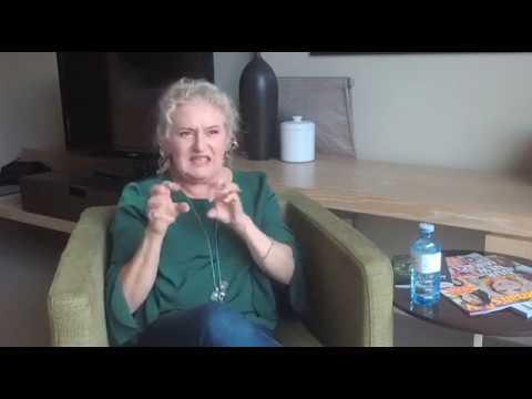 The Foxtel 5 with Wentworth's Celia Ireland