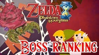 Phantom Hourglass - Boss Ranking