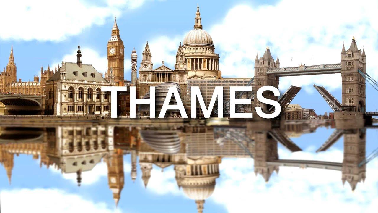 Thames Logo HD YouTube