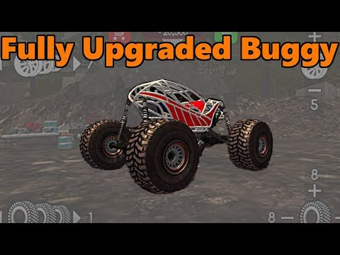 Gigabit Off-Road   FULLY UPGRADED Rock Bouncer vs Mud and Jumps