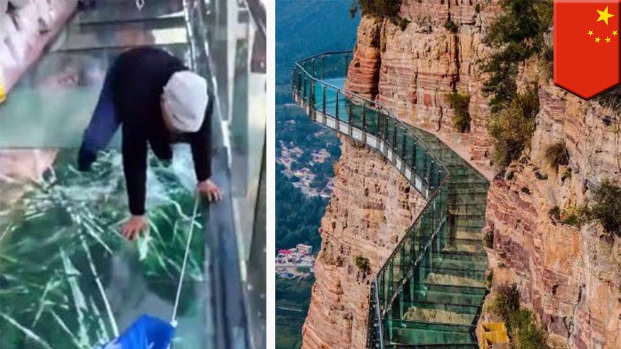 china-glass-skywalk-taihang-skywalk-glass-pretends-to-crack-as-you-walk-on-it-why-tomonews
