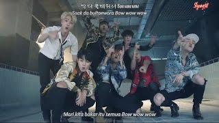 Video BTS  'FIRE' MV (Sub Indo+Hangul+Romanisasi) HD download MP3, 3GP, MP4, WEBM, AVI, FLV Juli 2018