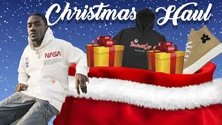 WHAT I GOT FOR CHRISTMAS 2018 | HUGE $3,000 CLOTHING HAUL (Men's Fashion & Streetwear)