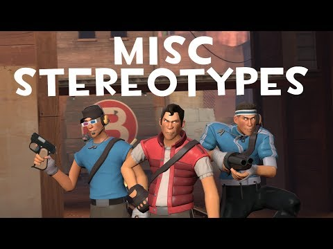 TF2 Misc Stereotypes! Episode 2: The Scout