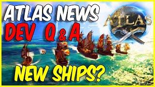 Atlas News 2020: Dev Q & A   Will they fix PVE Trolling YouTube Videos