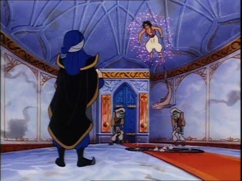 Aladdin Black Sand