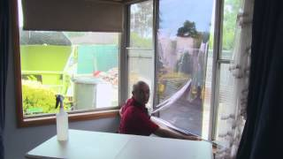How To Install Window Film - DIY At Bunnings