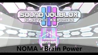 ROBLOX - 'Sound Volblox III: Electric Memories' (NOMA - Brain Power 100%) (Modalità normale)