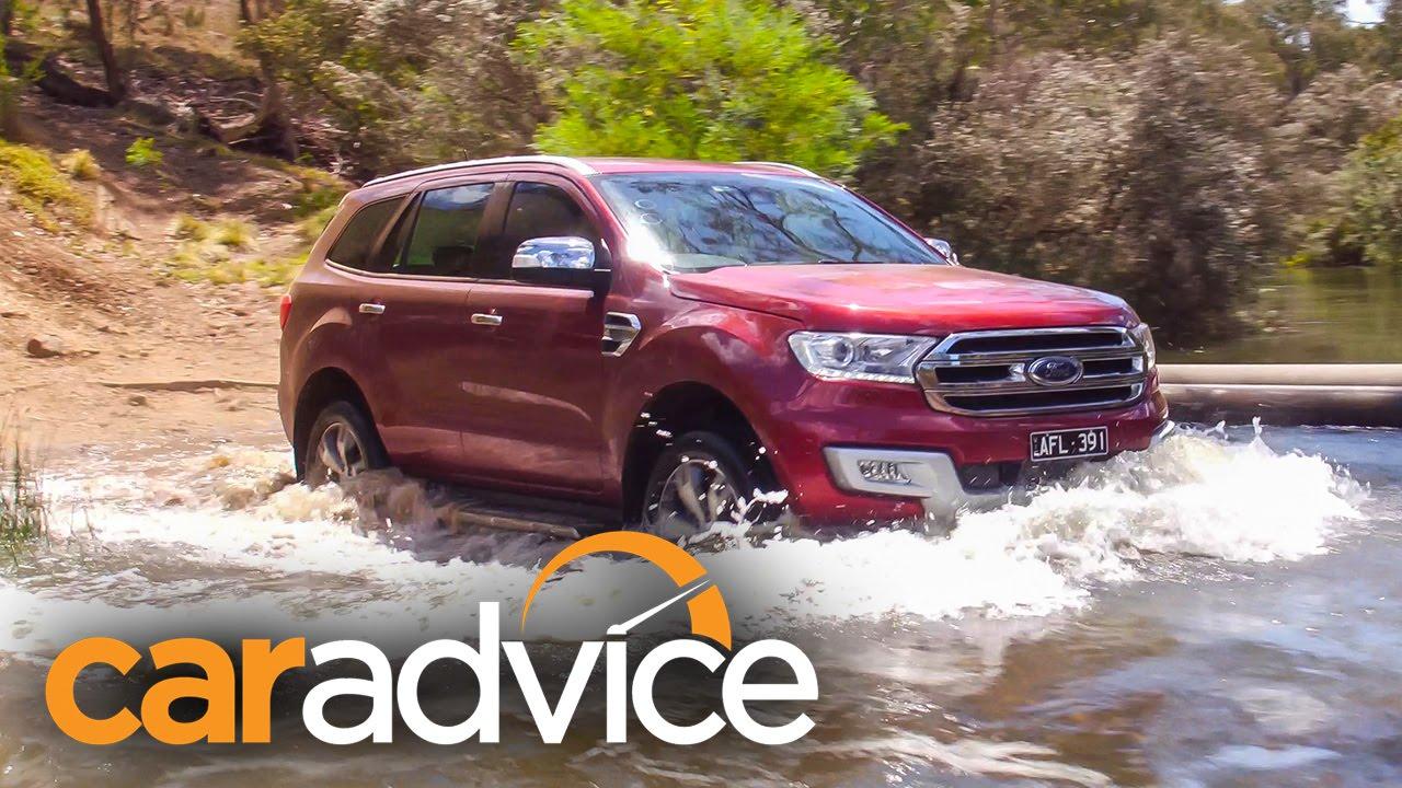 2016 Ford Everest/Endeavour — Terrain Management System ...