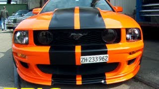 Mustang GT with Lovely V8 Sound !