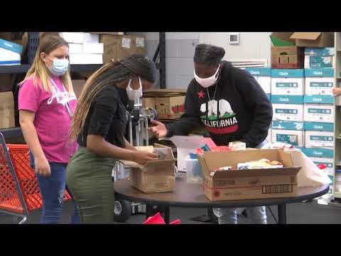 Logistics Class at Lake Weir Middle School, Job opportunities