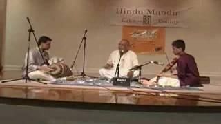 K. R. Saranathan - Sandeep Bharadwaj - Ravishankar - Abhogi Varnam - Evari Bodhana