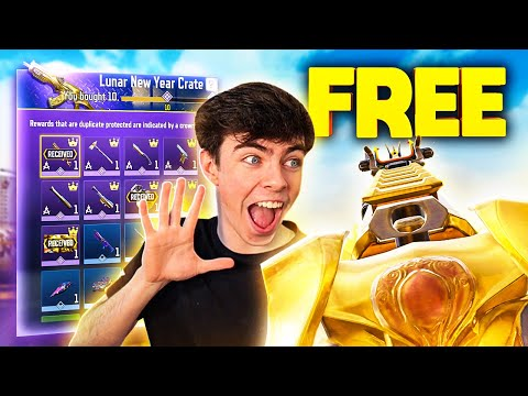HOW TO GET FREE CRATES in COD Mobile…