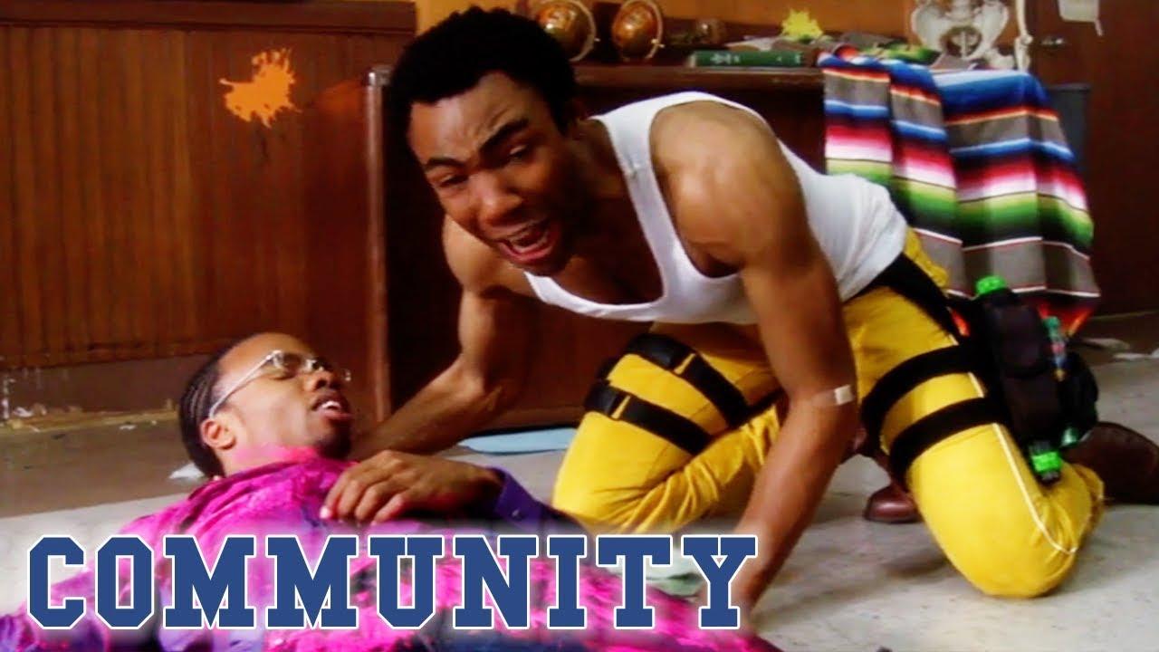 """Pop What?...POP WHAT?!"" | Community"