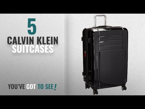 9fd4ae484 Top 10 Calvin Klein Suitcases [2018]: Calvin Klein Rome 29