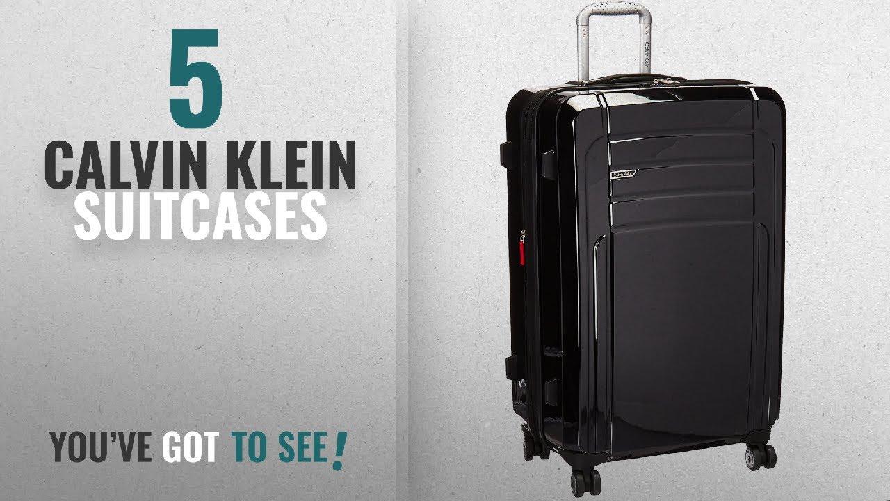 1a51b56b0 Top 10 Calvin Klein Suitcases [2018]: Calvin Klein Rome 29