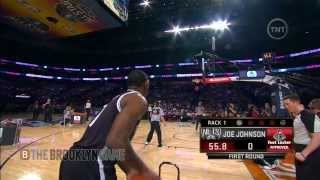 Joe Johnson 3pt Contest - You Can Tell Everybody