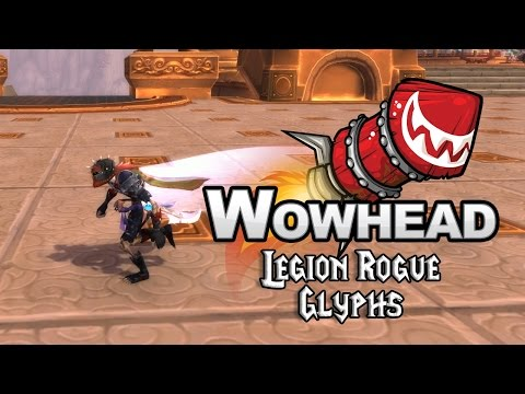 Legion Rogue Glyphs