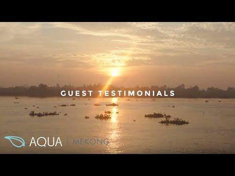 Aqua Mekong - Guest Testimonial