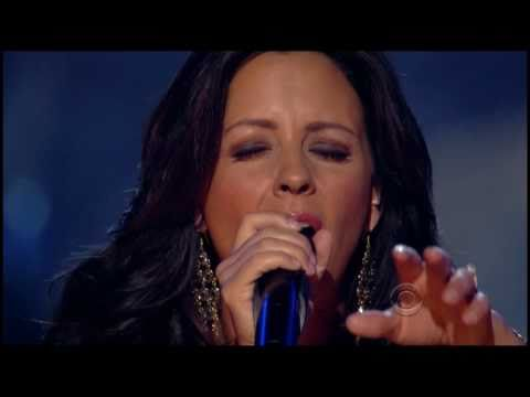 Sara Evans   A Little Bit Stronger ACM Awards 2011