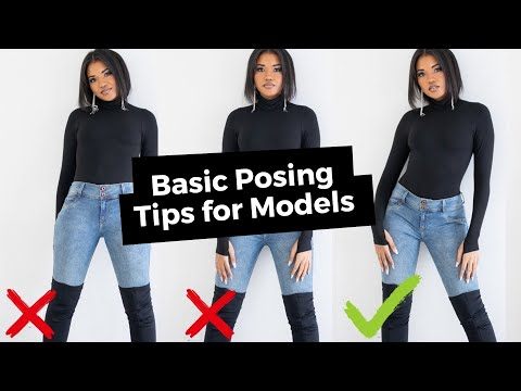 How to Pose Like a Model | Posing Tips for Women
