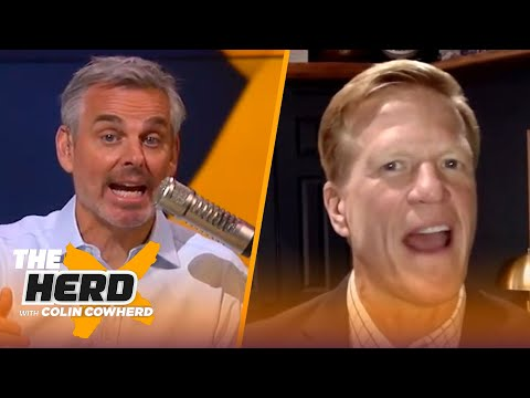 Harden to Nets is not a good fit, does KD regret leaving Curry for Kyrie? — Bucher | NBA | THE HERD