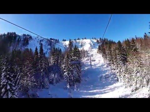 Jahorina ski and snowboard 2016/01/21
