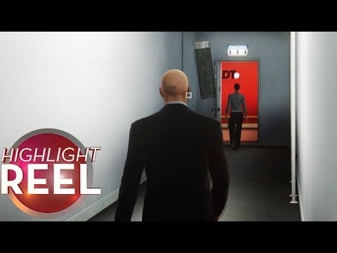 Highlight Reel #438 - Hitman 2 Briefcase Is Out For Blood