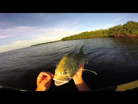 Indian River Lagoon Live Bait Under A Popping Cork Fishing