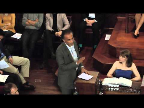 This House Regrets the Rise of New Atheism | The Cambridge Union