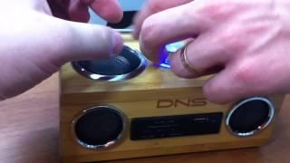 Портативний музичний програвач DNS BM-SR50N