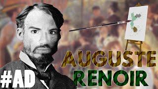 Auguste Renoir, le peintre français. TeaTime!