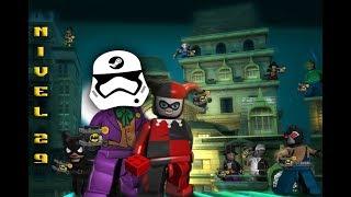 LEGO Batman - Minikit y Red Brick - Nivel 29 - 100%