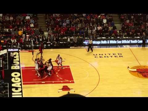 [NBA] Raptors vs Bulls at United Center